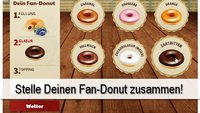 Entwerfe deinen persönlichen Lidl Fan-Donut!