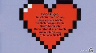 Die besten: Liebessprüche für WhatsApp, Facebook & Co.