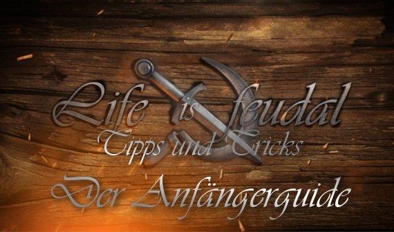 Life is Feudal: Beginner's Guide for sandbox RPG