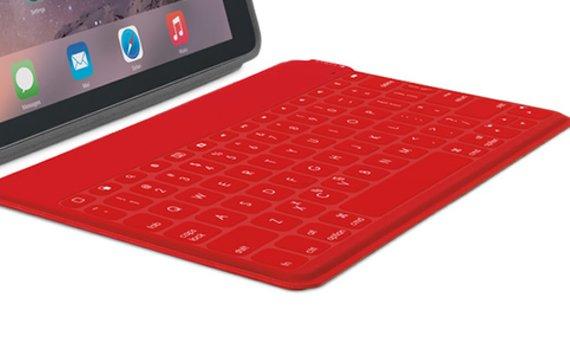 iPad Air 2: Logitech stellt neue Bluetooth-Tastaturen vor