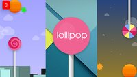 Android 5.0 Lollipop mit spielbarem Flappy-Bird-Klon (Versions-Easter-Egg)