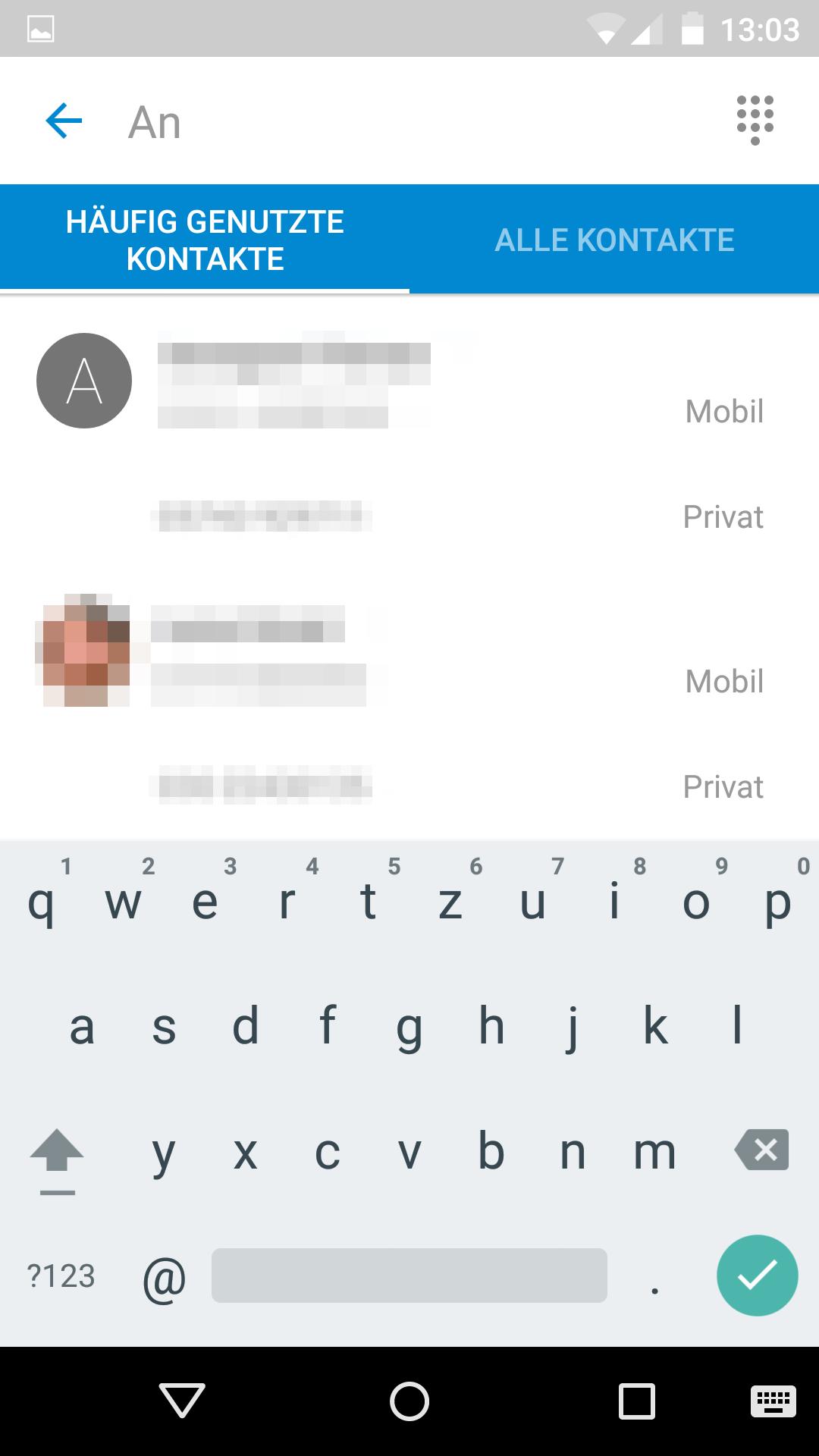 android 7 kann sms nicht lesen