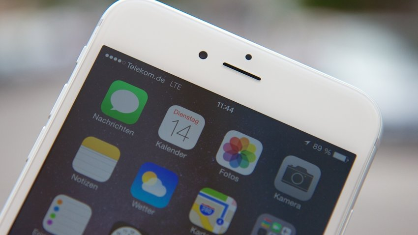 LTE Kategorie 4 im iPhone 6 Plus