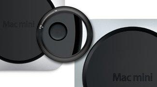 """Mac mini und RAM-Upgrade: Bildvergleich zeigt """"Verschlossenheit"""" des Rechners"""