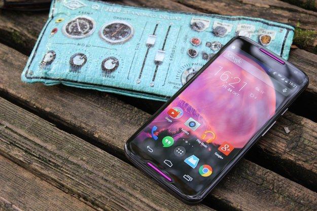 Moto X (2016): Benchmark enthüllt erste technische Daten
