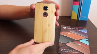 Moto X (2014): Moto Maker-Modell im Unboxing-Video