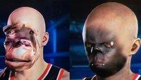 NBA 2K15: Facescan des Grauens - die Basketball-Horror-Show