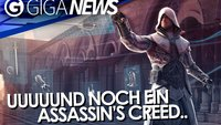 GIGA News: Assassin's Creed - Identity, Rogue für PC, Tetris-Film