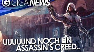 GIGA News: Assassin's Creed - Identity, Rogue für PC, Tetris-Film