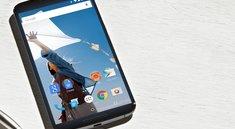 Nexus 6 vs. iPhone 6 Plus: Phablets im Größenvergleich & erste Testfotos vom N6