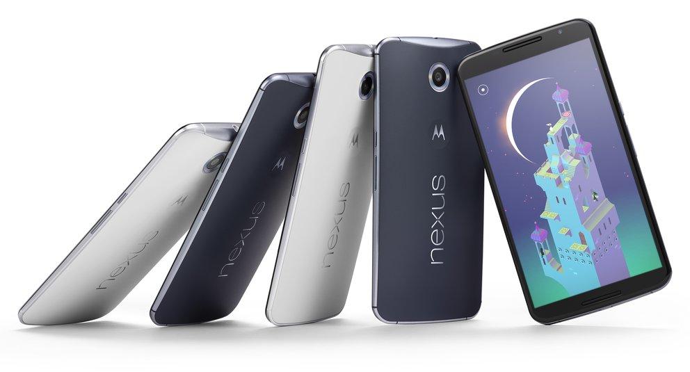 Nexus 6: Preise für Deutschland bekannt – ab 649 Euro geht's los