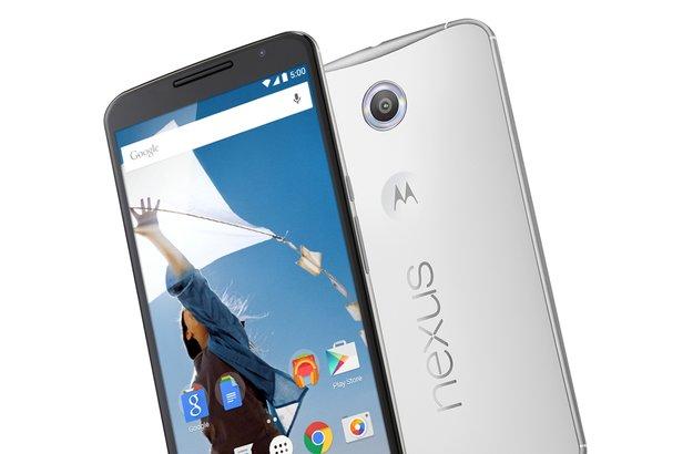 Nexus 6: Ambient-Display als Benachrichtigungs-LED-Ersatz; Play Store-Vorbestellung ab 29. Oktober
