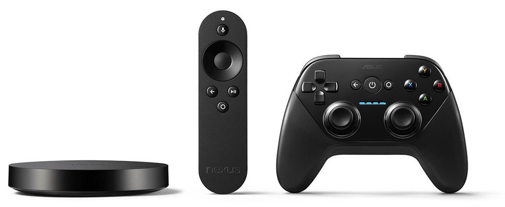 Nexus Player: Android TV Set-Top-Box vorgestellt Bild