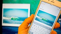 Tipp: Notizen-App von iPhone und Mac zum Dateitransfer verwenden