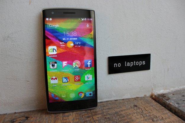 """OnePlus One: Cyanogen OS 12-Verteilung angehalten, erhält """"OK OnePlus""""-Hotword"""