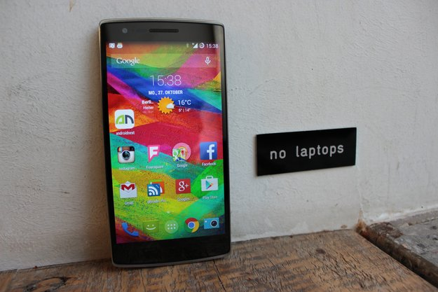 OnePlus One: Touchscreen-Update wegen Akku-Problemen zurückgezogen