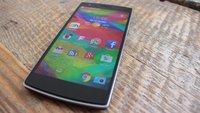 OnePlus One: Neues Update freigegeben, soll endlich Touchscreen-Fehler & mehr beheben [ZIP-Download]