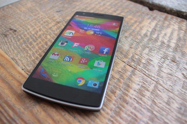 OnePlus One: Android 5.0 Lollipop-Update per CyanogenMod 12 im Februar