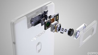 OPPO N3: Neue Bilder deuten rückseitigen Fingerabdrucksensor an