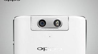 "OPPO N3: Drehbare Kamera mit ""Auto-Rotation""-Feature im Video"