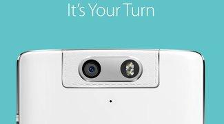 OPPO N3: Drehbare Kamera und Leder-Naht gesichtet