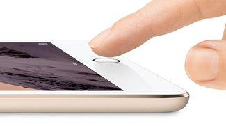 iPad Air 2: In Gold und mit Touch ID