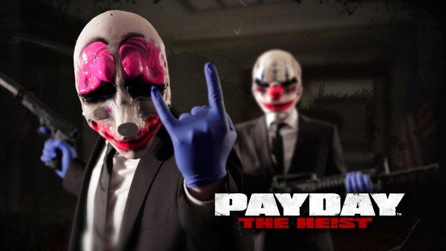 Payday - The Heist: Bald kostenlos bei Steam