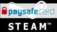 Bei Steam mit PaySafeCard bezahlen: so kann man das Guthaben einlösen