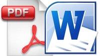 PDF Formular erstellen: so geht's mit Word und kostenloser Freeware