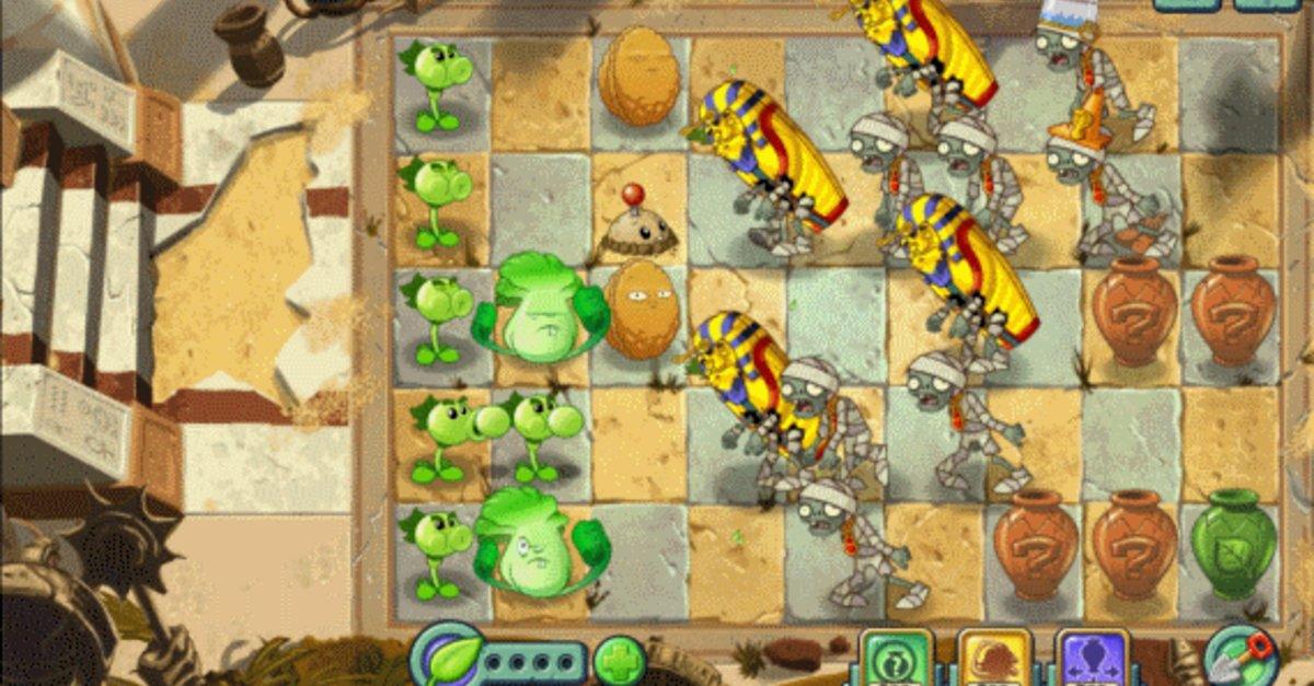 pflanzen vs zombies spielen