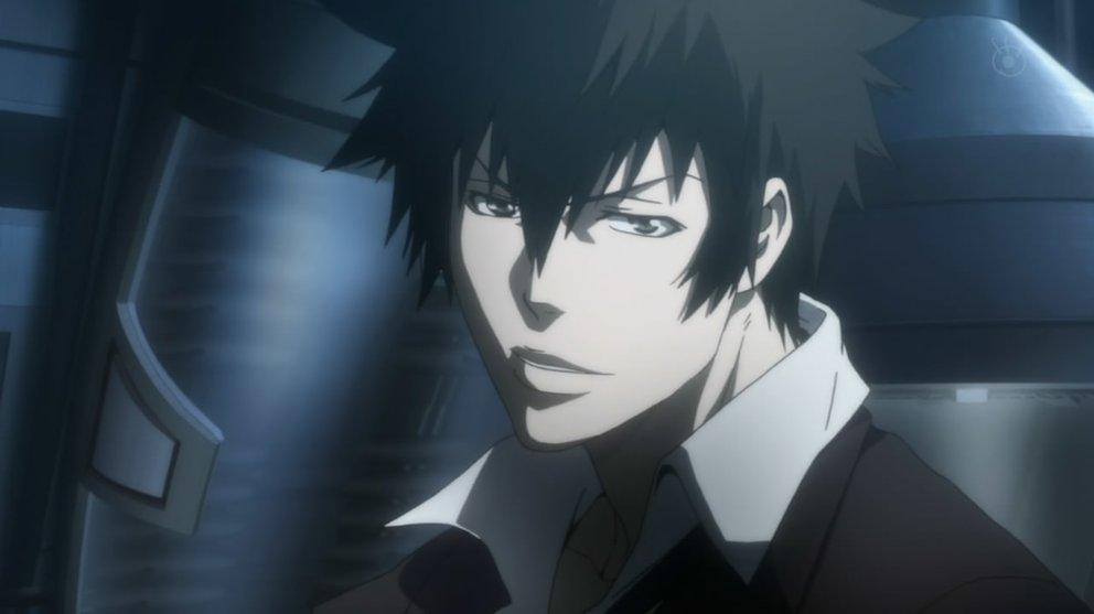Shinya Kogami ist ein sehr authentischer und interessanter Protagonist