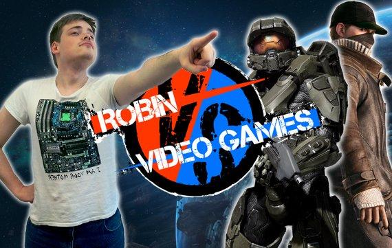 Robin VS Video Games: Der HYPE-TRAIN hält niemals an...zum Glück!