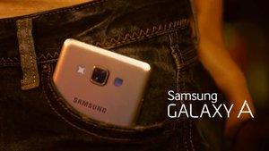 Samsung Galaxy A: Galaxy A3, Galaxy A5 und Galaxy A7