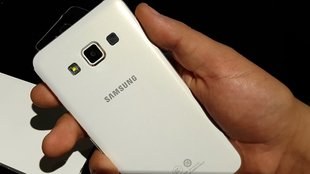 Samsung Galaxy A5 & A3: Unibody-Smartphones in erstem Hands-On-Video