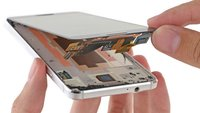 Samsung Galaxy Alpha in Einzelteile zerlegt (Teardown)