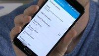 Samsung Galaxy S5: Android 5.0 Lollipop-Update erneut im Video zu sehen