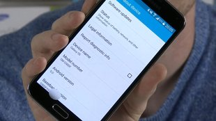 Samsung Galaxy S5: Android 5.0 Lollipop-Update erneut im Video zu sehen