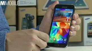 Android 5.0 Lollipop auf dem Samsung Galaxy S5 in Bildern