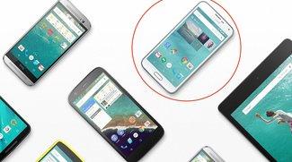 Samsung Galaxy S5: Google Play Edition erneut auf Android-Seite gesichtet, jetzt mit Android 5.0 Lollipop