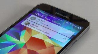 Samsung Galaxy S5: Update auf Android 5.0 Lollipop soll im Dezember verteilt werden [Gerücht]