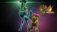 Monster Hunter 4 Ultimate: Samus Aran aus Metroid ist mit von der Partie (Trailer)