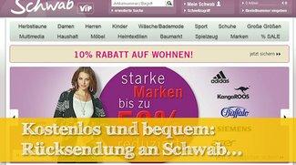 Schwab: Bequeme Retouren - so läuft der Rückversand