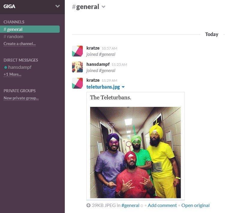 Slack bietet Teamarbeit in offenen und geschlossenen Kanälen
