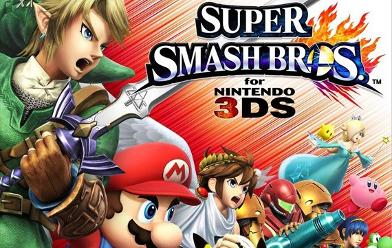 Smash Bros 3DS