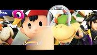 Super Smash Bros. 3ds: Charaktere und Stages freischalten