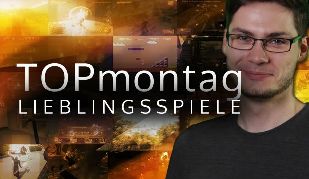 GIGA TOPmontag: Die Lieblingsspiele der Redaktion - Mats