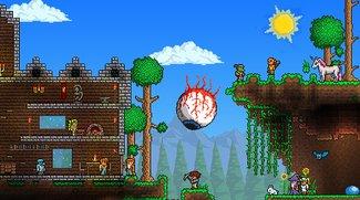 Terraria: Erscheint auch für Nintendo 3DS & Wii U