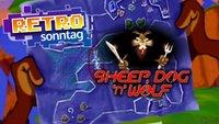 Retro Sonntag: Sheep, Dog 'n' Wolf auf der PlayStation 1