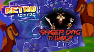 Retro Sonntag: Sheep, Dog 'n' Wolf auf der PlayStation 1