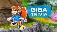 GIGA Trivia: Ein ziemlich zahmer Conker, Digdogger und Dead or Alive